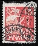 Sellos de Europa - Dinamarca -  Dinamarca-cambio