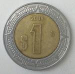 monedas de America - México -  2008 reverso