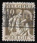 Sellos de Europa - Bélgica -  Bélgica-cambio