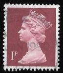 Stamps United Kingdom -  Reino Unido-cambio