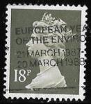 Sellos del Mundo : Europa : Reino_Unido : Reino Unido-cambio