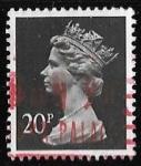 Sellos de Europa - Reino Unido -  Reino Unido-cambio