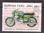 Stamps Burkina Faso -  Centenario