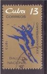 sellos de America - Cuba -  XXV aniv.