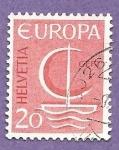sello : Europa : Suiza : INTERCAMBIO