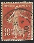 Sellos de Europa - Francia -  Sembrador