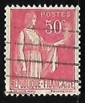 Stamps France -  Agricultura