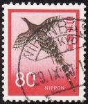 Stamps Japan -  Faisán Cobrizo