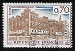 Sellos de Europa - Francia -  Saint-Germain-en-Laye