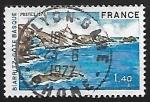 Sellos de Europa - Francia -  COSTA DE LOS VASCOS