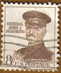 Sellos de America - Estados Unidos -  General John J. Pershing