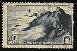 Stamps France -  Punta de Raz