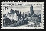 Sellos de Europa - Francia -  Chateau Bontemps, Arbois