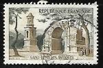 Sellos de Europa - Francia -  Les Antiques
