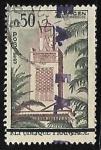Sellos de Europa - Francia -   Gran Mezquita de París