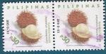Stamps : Asia : Philippines :  Rambutan