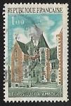 Stamps of the world : France :  Castillo de Clos-Lucé