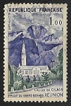 Stamps France -  Gran Bénare