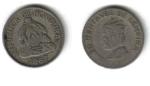 monedas de America - Honduras -  20 Centavos de Lempira
