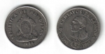 monedas de America - Honduras -  50 centavos de Lempira