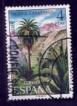 Sellos del Mundo : Europa : España : Phoenix  Canariensis