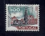 Sellos del Mundo : Europa : Portugal : Torre de los clerigos