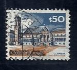 Sellos del Mundo : Europa : Portugal : Universidad de Coimbra