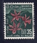 Sellos del Mundo : Asia : Sri_Lanka : Flores