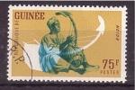 Stamps Guinea -  Instrum. musical