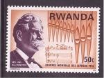Sellos de Africa - Rwanda -  Día mundial