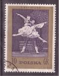 Stamps Poland -  Compositor S. Moniuszko
