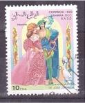 Stamps Spain -  Centenario