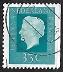 Sellos de America - Holanda -  Reina Juliana