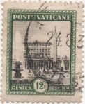 Stamps Europe - Vatican City -  Y & T Nº 46