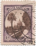 Stamps Europe - Vatican City -  Y & T Nº 50
