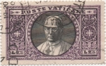 Stamps Europe - Vatican City -  Y & T Nº 56