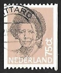 Stamps : Europe : Netherlands :  Reina Beatriz