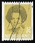 Sellos de America - Holanda -  Reina Beatriz
