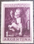 Sellos del Mundo : America : Argentina : Gratitud. 1956