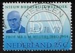 Stamps Netherlands -  Eduard Meijers