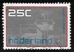 Stamps Netherlands -  Exposición General de primera categoría de Osaka