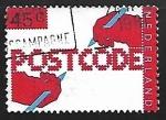 Sellos de Europa - Holanda -  Codigo postal