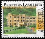Stamps : America : Venezuela :  Venezuela-cambio