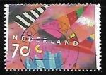 Sellos de Europa - Holanda -  Greetings stamps
