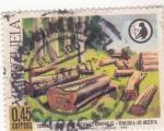 Sellos de America - Colombia -  CONSERVE LOS RECURSOS NATURALES