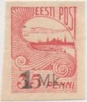 Stamps Estonia -  Y & T Nº 18