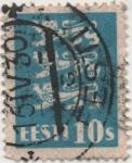 Sellos de Europa - Estonia -  Y & T Nº 102