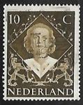Stamps of the world : Netherlands :  Reina Juliana