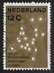 Stamps of the world : Netherlands :  Coneccion telefonica automatica