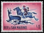 Stamps of the world : San Marino :  San Marino-cambio